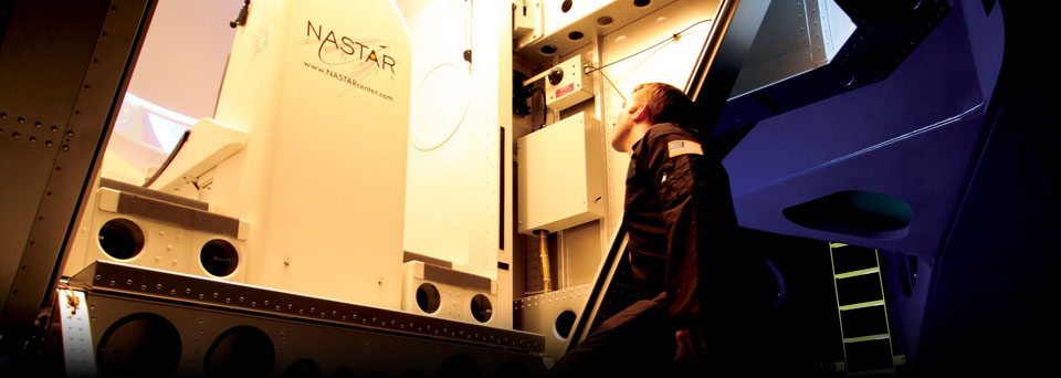 Space Training at The NASTAR Center