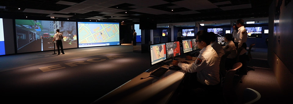 Disaster Management Simulators