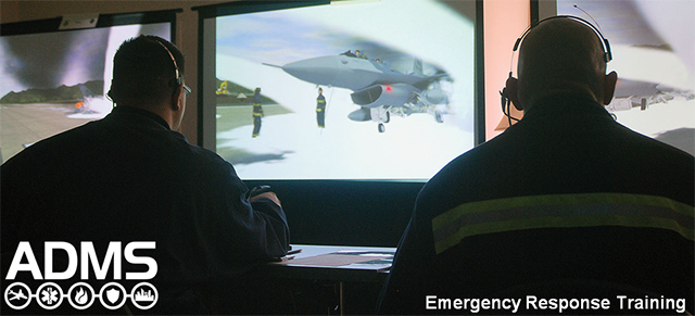 Department of Defense Fire Academy to Expand ADMS Systems